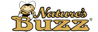 Natures buzz logo